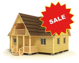Купить дом из бревен