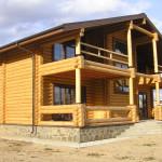 Построить дом из бревна - легко с Атлант-Мастером