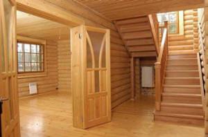 Дома из дерева под ключ